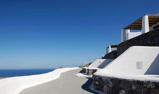 Carpe Diem Santorini-special features